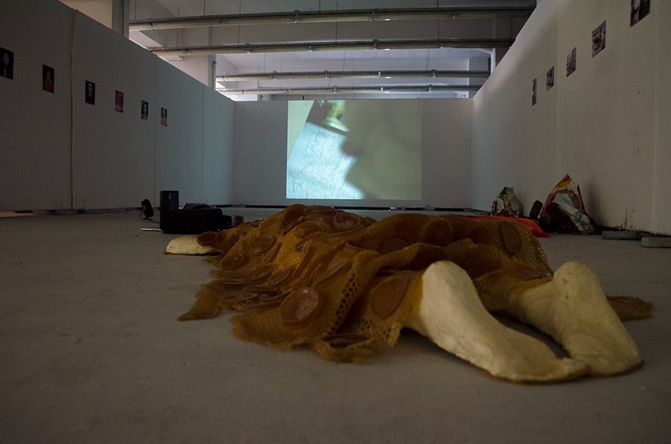 Ausstellung unserer Künstlerin Katerina Giannopoulou von
