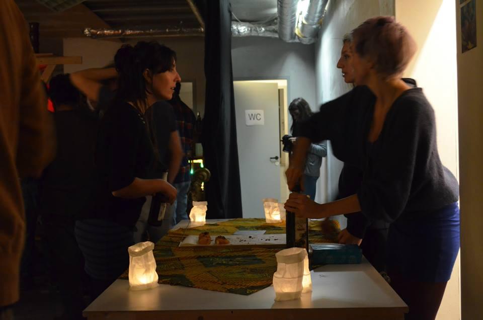 Ausstellung im Greenhouse Berlin von