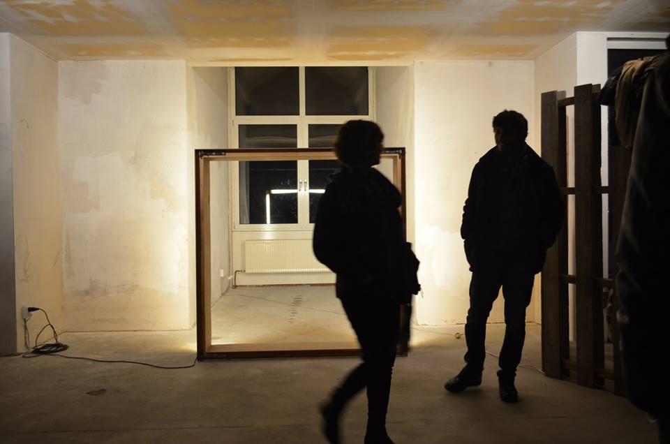 Ausstellung im Greenhouse Berlin by