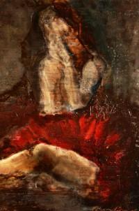 Ghost Dancer (Detail) von