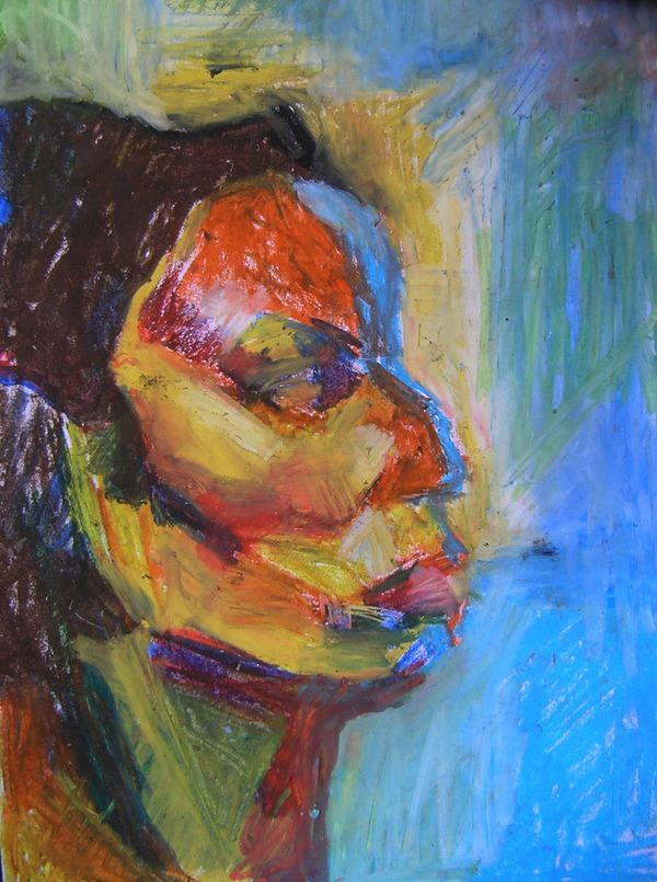 Face von Katerina Rotoli