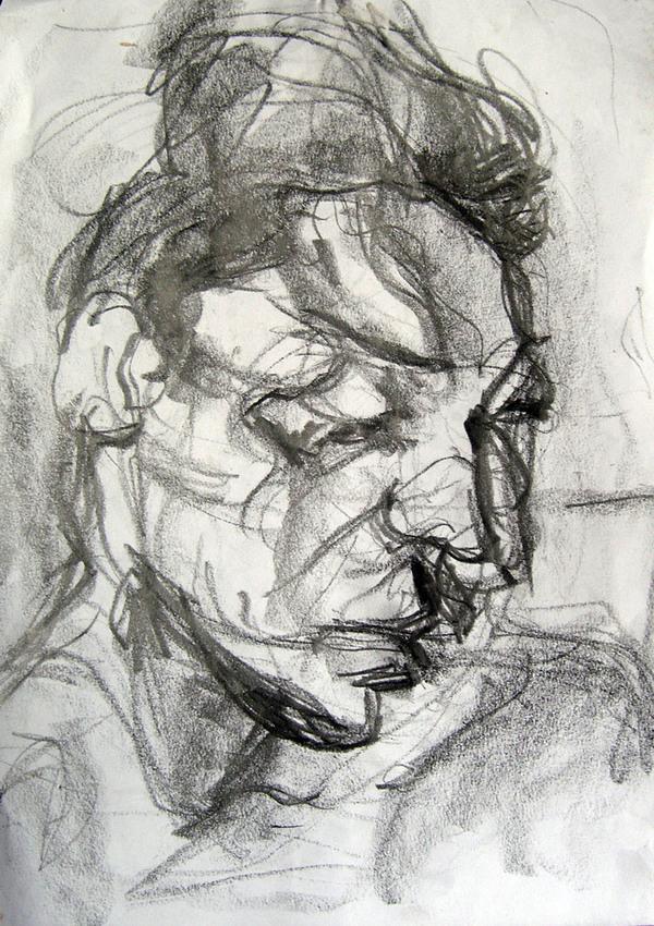 Face von Katerina Giannopoulou