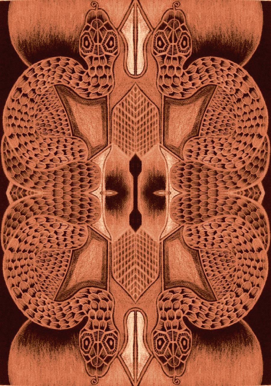 Medusa von Gianna Olcese
