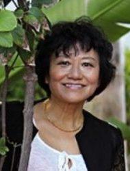 Robin Wang portrait von