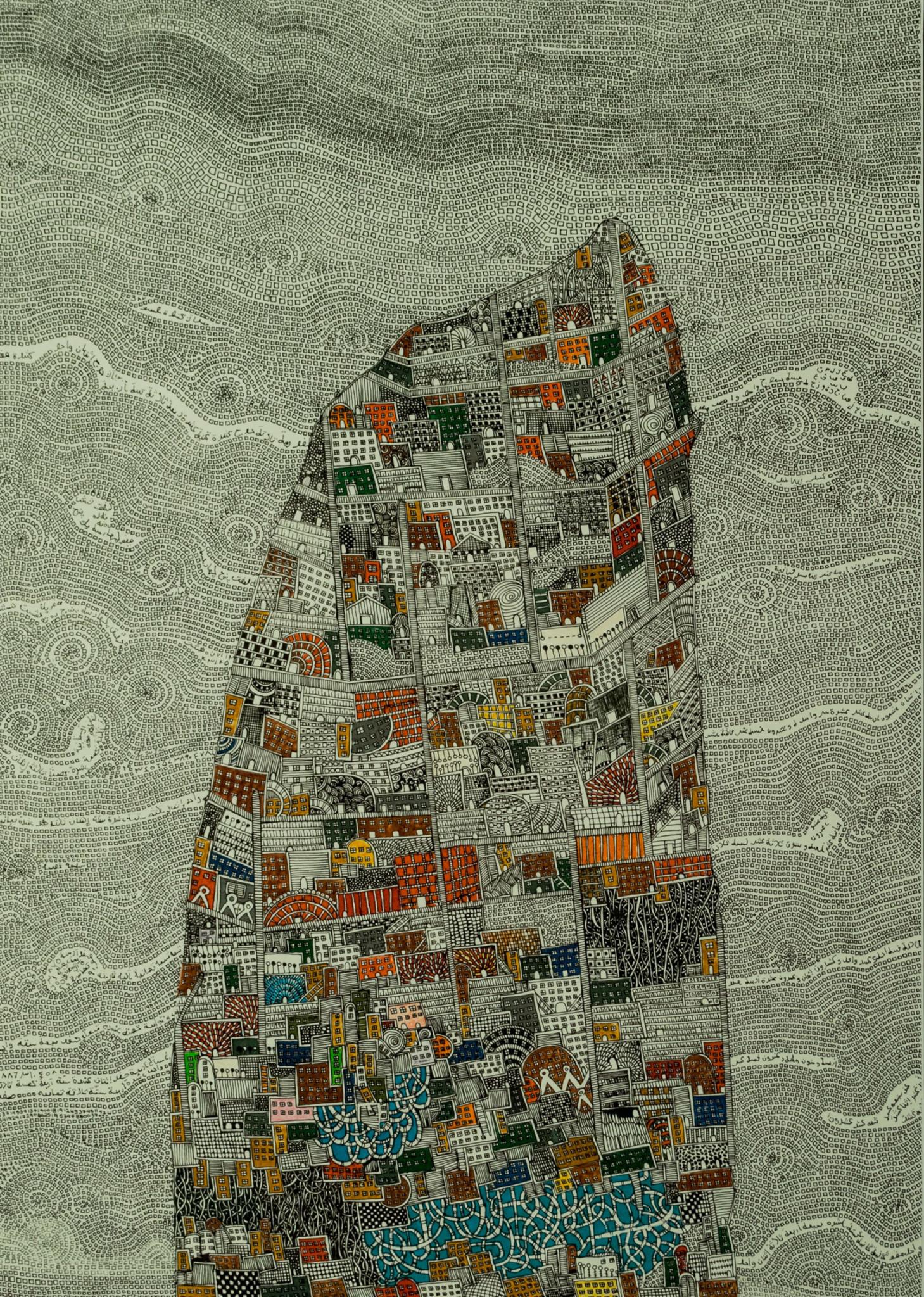 Floating City 2 von Anna Deligianni