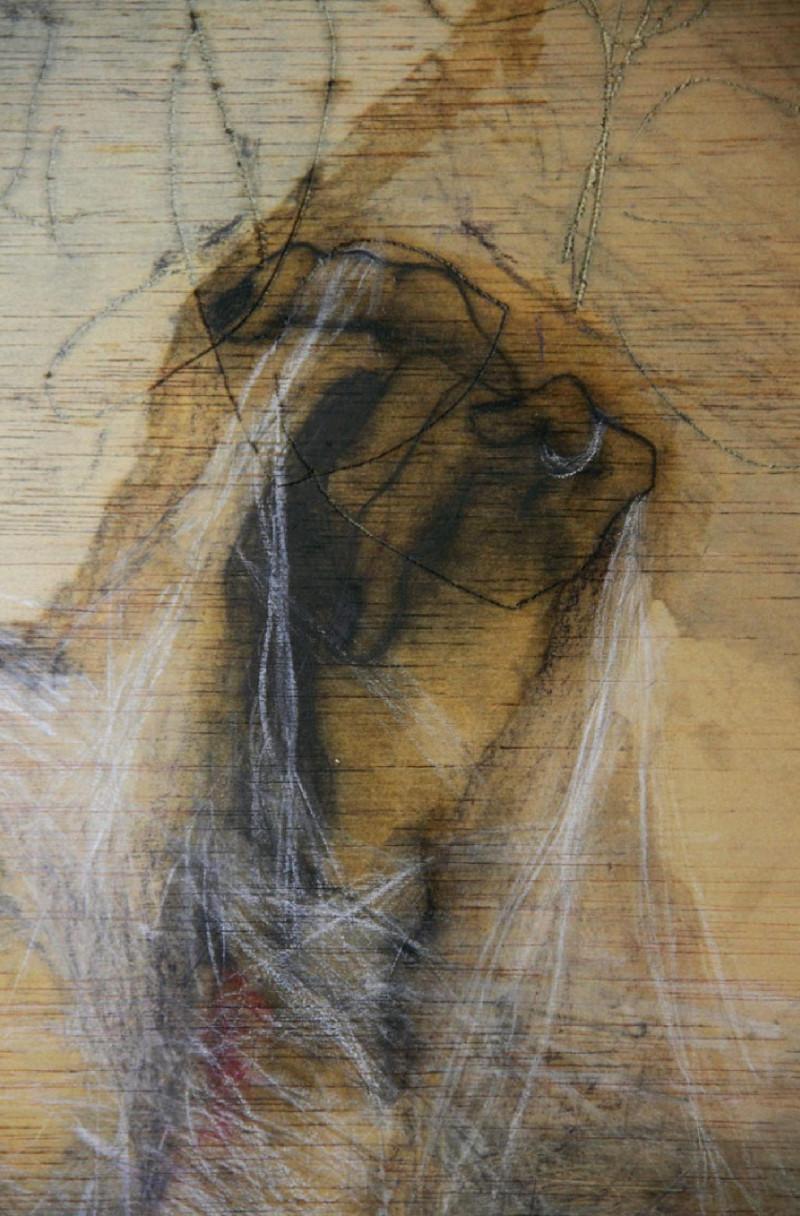 Transit Was Sweet – Painful (Detail) by Eduardo Pancorbo