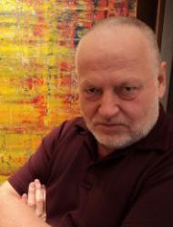 Aivars Portrait von