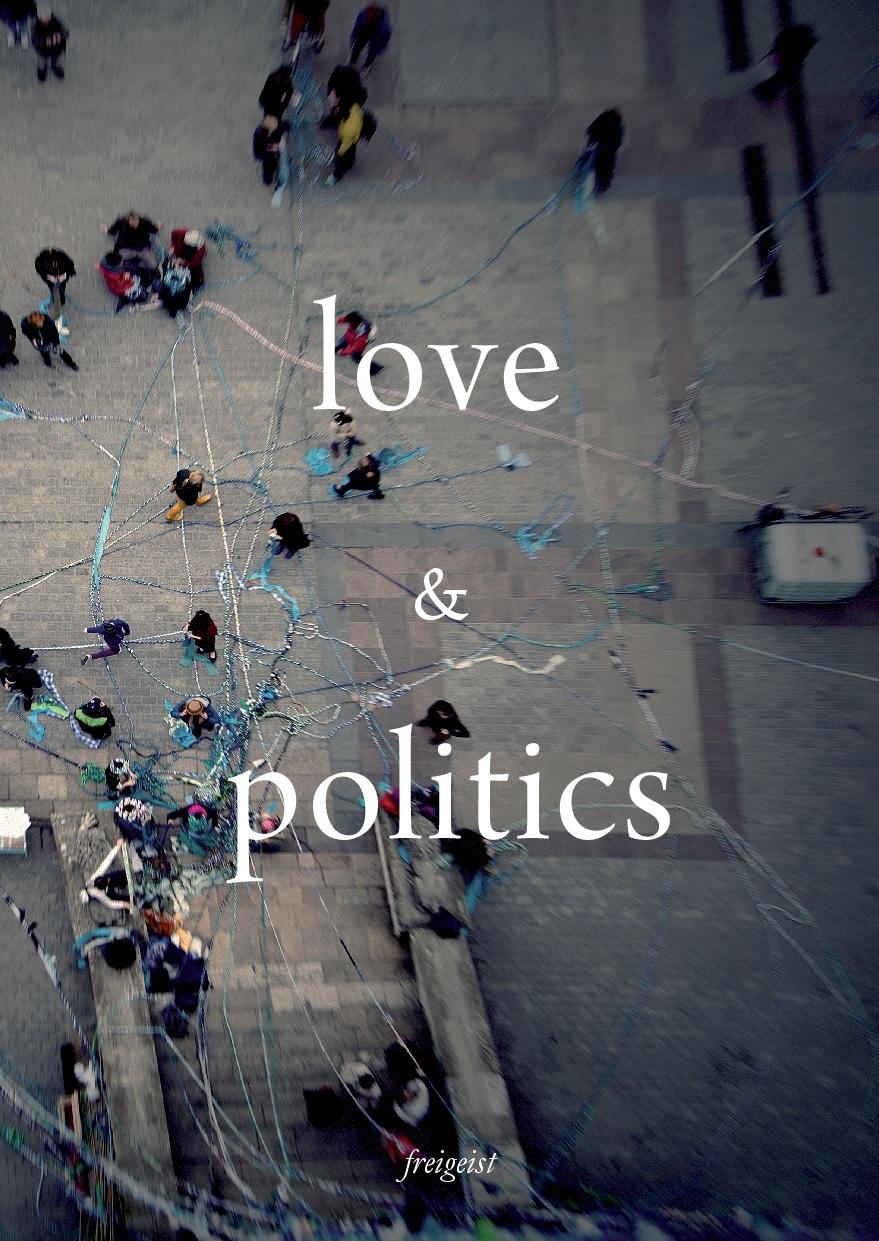 love & politics cover front von
