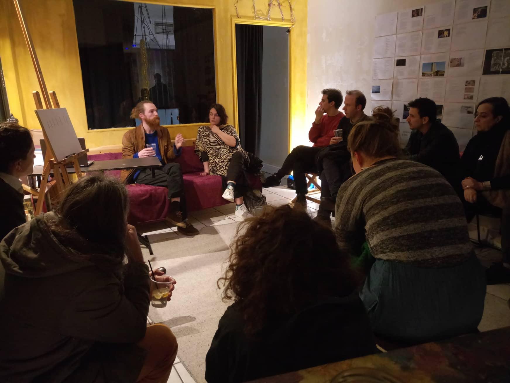 talk on Deleuze – freigeist von