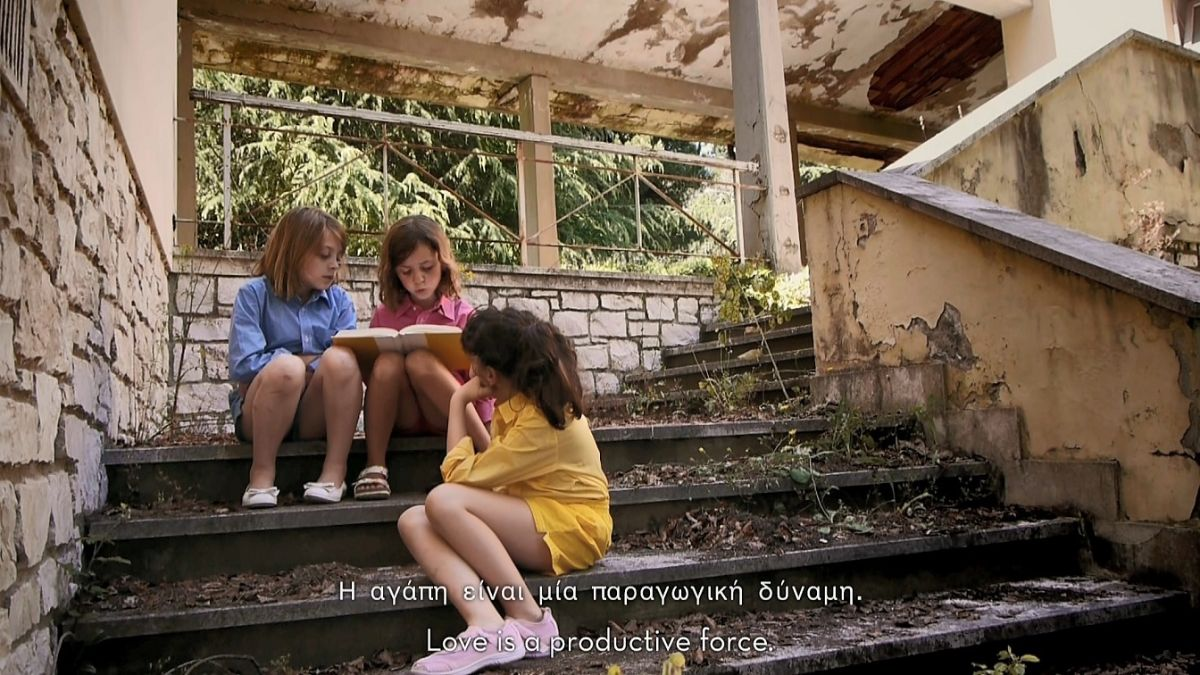 children of unquiet von